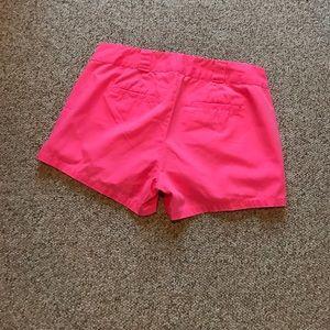 GAP Shorts - Fluorescent pink shorts